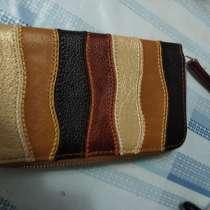 Продам кошельки из натуральной кожи, ручной работы, в г.Минск