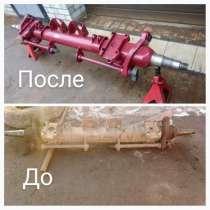 Изготовления осей мостов балок для автомобильного транспорта, в г.Киев