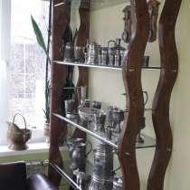 Стеллаж витрина для коллекции, в Щелково