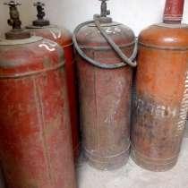 Продаются газовые баллоны б/у 3 шт. 50 л, в Краснодаре