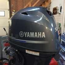 Лодочный мотор Yamaha F 50 HETL, в Москве