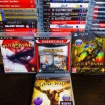 Игры PS3, игры PS4, игры Xbox 360, XBox ONE (Обмен, Гарантия, в Санкт-Петербурге