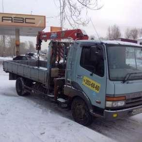 Воровайка 5т Красноярск, в Красноярске