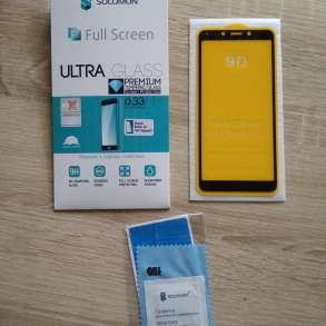 Каленое стекло Solomon Ultra Glass для Xiaomi Redmi 6A, в Твери