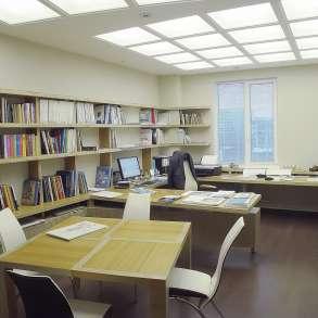 Стильный офис, 96 м², в Самаре