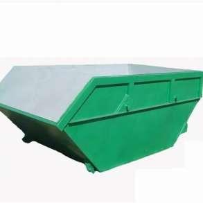 Контейнер(лодочка) Вывоз строительного мусора, в Новороссийске