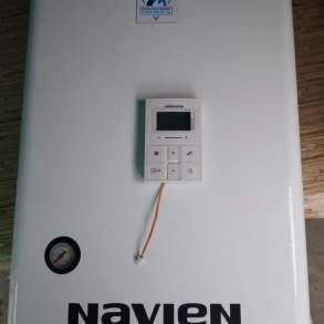 Газовый двухконтурный котёл NAVIEN ACE-24A, в Шахтах