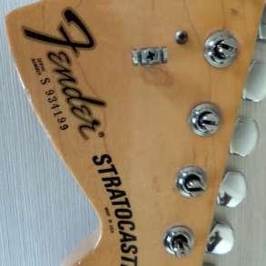 Vintage Fender Stratocaster-1978, в Волгограде