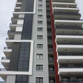 Трёх комнатные апартаменты в Алании, Махмутлар, в г.Аланья