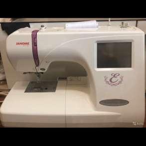 Вышивальная машинка janome 350e, в Королёве