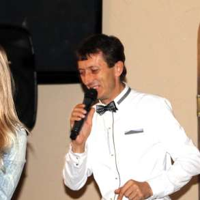 Ведущий-тамада, певец+DJ на свадьбу юбилей корпоратив Орел, в Орле