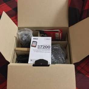 Nikon D7200 KIT+ AF-S Nikkor 18-55MM 1:3.5-5.6G, в Москве