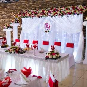 Украшение свадьбы в Пружанах, в г.Пружаны
