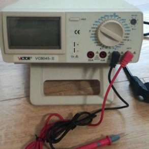 Мультиметр Victor VC8045-II цифровой настольный, в Рязани