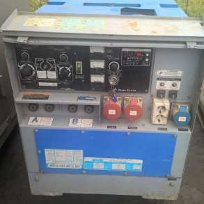 Аренда сварки, дизельного генератора Denyo 400,480, в Тюмени