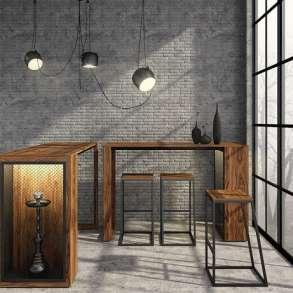 Изготовление мебели под Заказ в стиле ЛОФТ, в Екатеринбурге