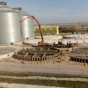 Монолитное строительство, в Воронеже