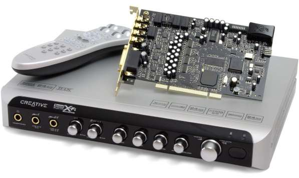 Creative Sound Blaster X-Fi elite pro
