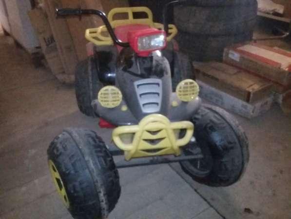 Детский электрический квадроцикл в Щелково фото 3