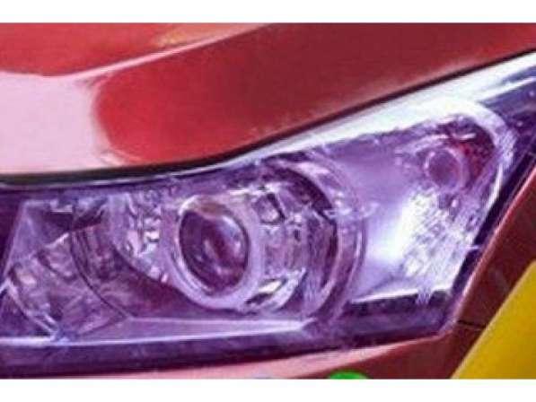 Фиолетовая тонировочная пленка (1мx30см