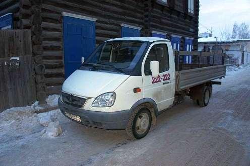 Заказать Газель в Томске по телефону - тент, борт, будка.