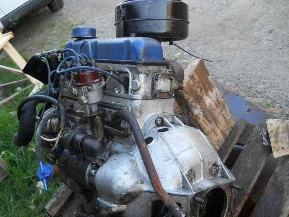 Двигатель ГАЗ-21