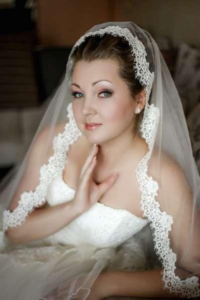 Свадебный макияж, прическа на дом в Челябинске фото 10