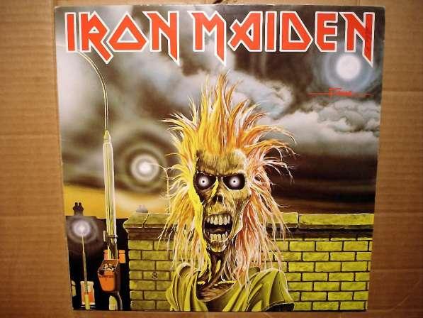 Пластинка Iron Maiden – Iron Maiden