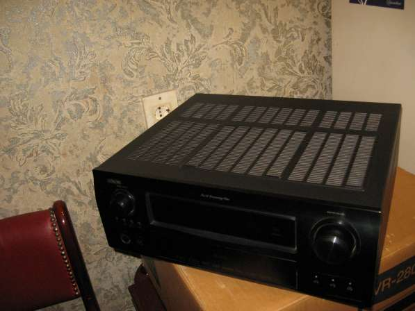 Denon AVR-2809 Black MADE IN JAPAN