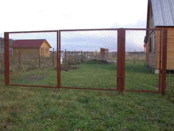 Ворота и калитки в Нижнем Новгороде