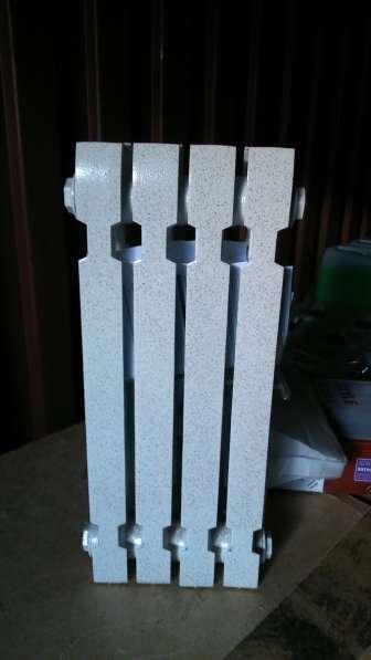 Чугунный радиатор Konner Модерн 500 4 секций
