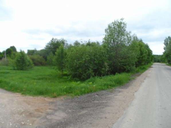 Участок 14 соток под личное подсобное хозяйство в дер. улино, Можайский р-он, 108 км от МКАД по Минскому шоссе.