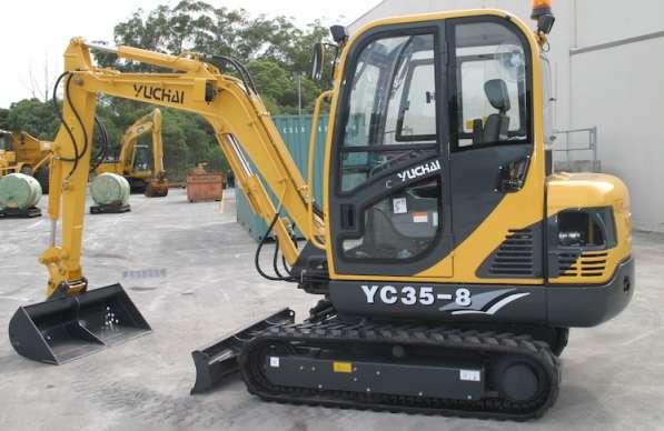 Продам мини Экскаватор YUCHAI YC35-8