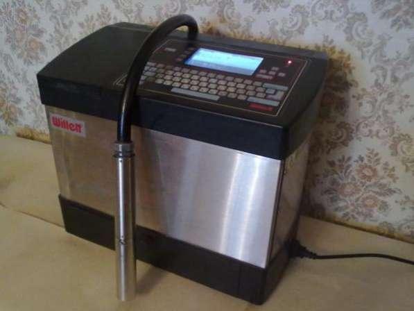 Каплеструйный принтер - маркиратор Willett 405 (430) б/у