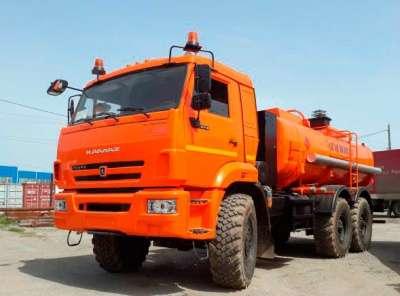 топливозаправщик КАМАЗ 43118-46