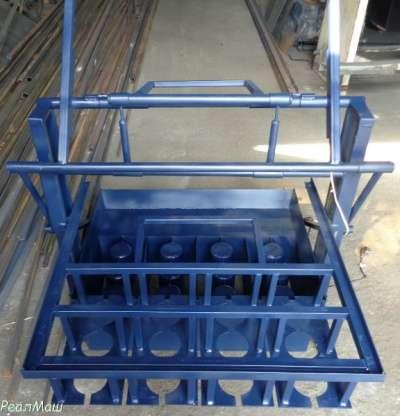 Станок для изготовления шлакоблока ВСШ