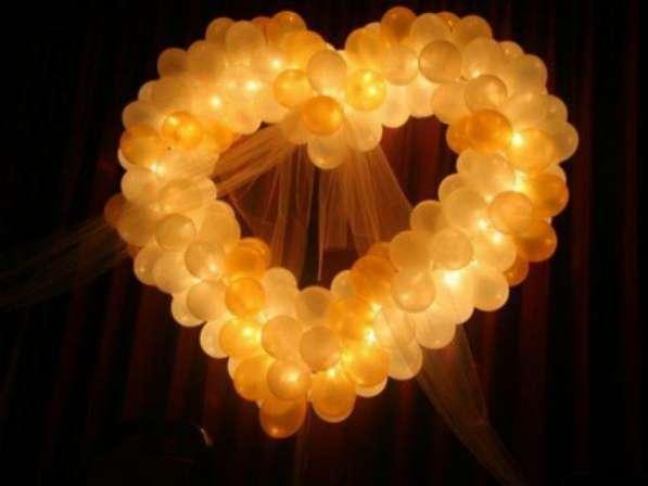 Удивительные светящиеся шары!