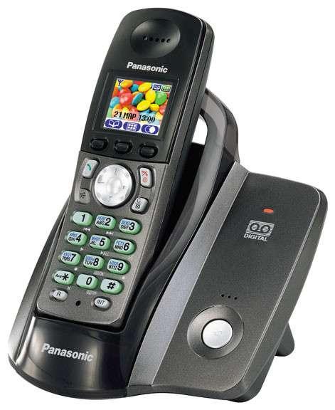 Радиотелефон DECT Panasonic KX-TCD325