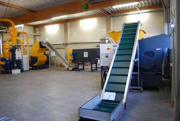 Линии для переработки печатных плат (PCB)