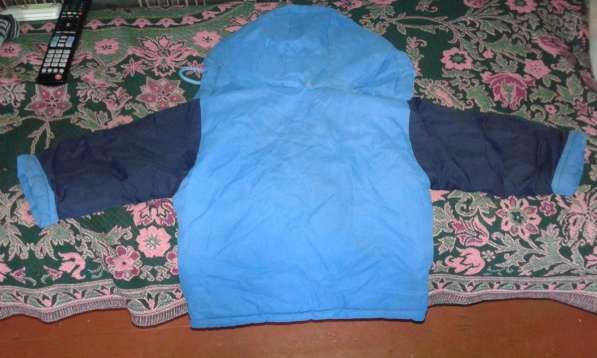 Куртка для мальчика в