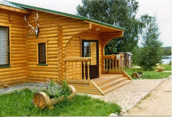Продается база отдыха на Рыбинском водохранилище