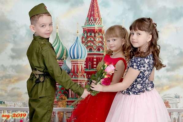 Фотосессия тема военные и весенняя в Кирове фото 6