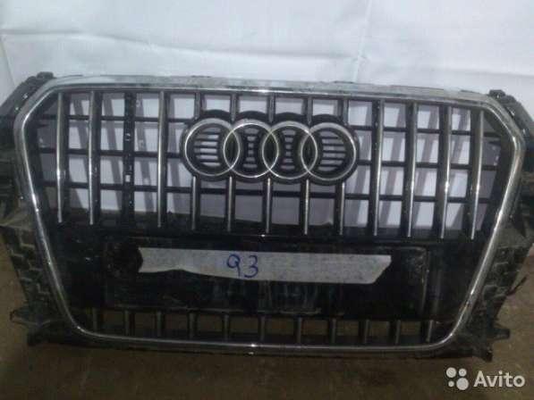 Решетка радиатора на Audi Q3