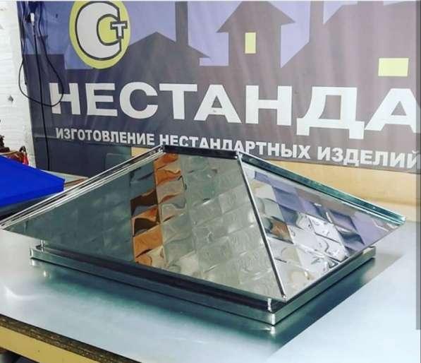 Колпак/ Колпаки на столбы для забора в Краснодаре фото 4