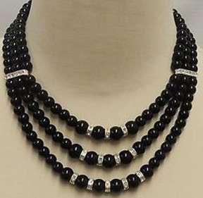 Шикарное ожерелье из натурального агата