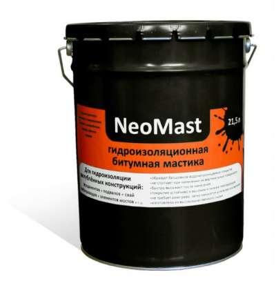 Неомаст NeoMast Гидроизоляционная мастик