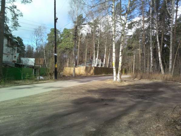 Земельный участок в г. Зеленогорск