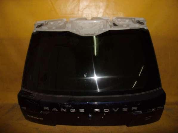 Крышка багажника со стеклом на Land Rover Voque