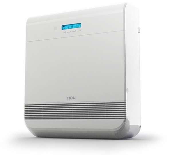 Компактная вентиляция БризёрTion О2 Standard