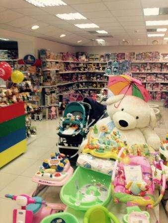 Раскрученный детский магазин с прибылью 200 тысяч и 10-ти летней историей.